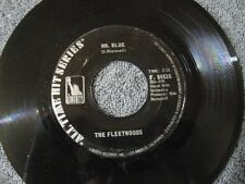 """The Fleetwoods mr blue / come softly to me - 45 Record Vinyl Album 7"""""""
