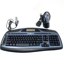 Logitech MX5000 9675580403 Wireless Keyboard. Complete Works Great