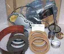 C4 Super Master Rebuild Kit Premium Stock Friction Low Servo Piston 1964-1969