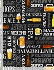 Beer Fabric BTY, Grab Me A Beer Words,  C8953, Cotton, TheFabricEdge