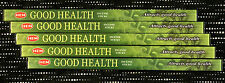 40 Sticks 5 Packs Attracts GOOD HEALTH Fortune Healing Incense Insence Bulk HEM