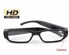 32GB HD 1280*720P HIDDEN SPY AUDIO/VIDEO CAMERA DVR IN WEARABLE GLASSES/EYEWEAR
