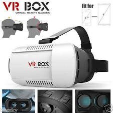 "VR BOX Virtual Reality Google Cardboard 3D Glasses For 4.7"" To 6.1"" Smartphone"