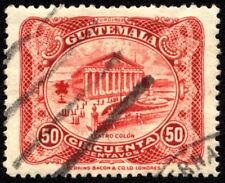 [Z5] Guatemala 1924 Mi 199 Columbus Theatre