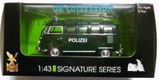 Road Signature 1:43_ International Police VOLKSWAGEN MICROBUS 1962 POLIZEI