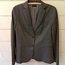 *STILE BENETTON* Womens Size 48 Sport Coat Grey
