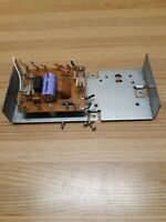 Technics SL-23 Turntable Parts - Circuit Board And Bracket, May For Other Models