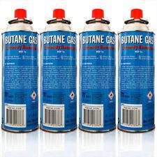 4 cartouches bonbonne de gaz Butane 227G pour désherbeur thermique bouteille
