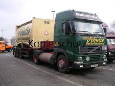 Truck Photo - Lkw Foto Volvo FH12 Friedrich Schulze Berlin-Mariendorf    /652