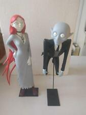 Extremely Rare! Dracula Animated Demons & Merveilles Statues Set LE of 1005