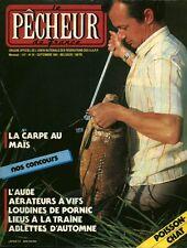Revue le pêcheur de France No 29 Septembre 1985
