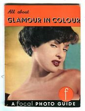 Vintage Focal Photo Guide Glamour In Colour VG 100516jhe