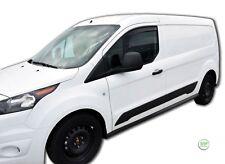 DFO15299 Ford Transit Conectar 2/4 puertas 2014-Up desviadores 2pc Heko teñida de viento
