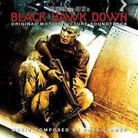 Black Hawk Down - Original Soundtrack (NEW CD)