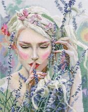 Counted Cross Stitch Kit RTO - Listening to the silence