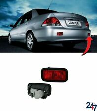 REAR BUMPER FOG LIGHT LAMP RIGHT O/S COMPATIBLE WITH MITSUBISHI LANCER 2000-2007