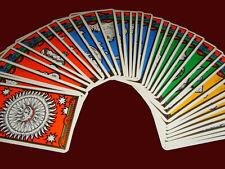NEUF Tarot Tzigane jeu de carte oracle Fortune Telling Card Tchalai styl GRIMAUD