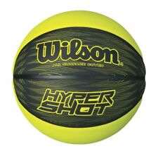 Wilson Hyper Shot All Surface Sponge Rubber Indoor Outdoor Basketball Size 7