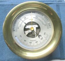 CHELSEA Combination BAROMETER and THERMOMETER