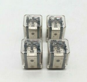 Potter & Brumfield KUP14A15 Plug-In Relay (Lot of 4)