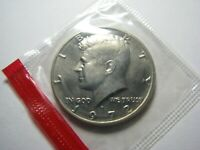 1972-D Kennedy Half Dollar Uncirculated in Original Mint Cello