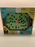 Vintage The Big Maze in Original Box by Louis Marx Toys G-84 With Original Balls
