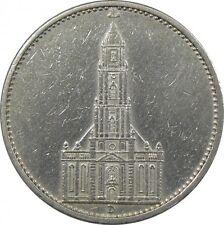 Drittes Reich 5 Reichsmark 1934-1935 Garnisonskirche ohne Datum J357 nach Wahl