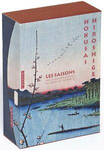 Les saisons par les grands maîtres de l'estampe japonaise - Hazan