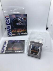 Mortal Kombat II (Nintendo Game Boy, 1994) CIB