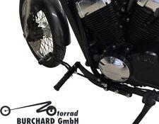 REPOSE-PIEDS 30 cm présenté pour Honda VT 750 S RC58 noir avec ABE