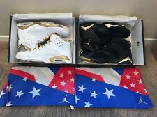 Air Jordan Golden Moment Pack vi vii retro GMP moments gold medal dmp Size 11