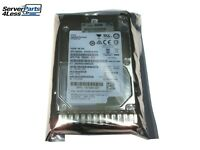 "653960-001 HP 300GB 6G 15K SAS SFF 2.5"" SC Hard Drive 652611-B21 **0 HOURS**"