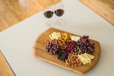 Barrel Head Cutting Board by Alpine Wine Design on Burgundy Oak