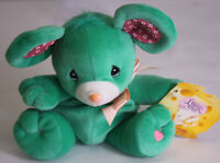 """VINTAGE PRECIOUS MOMENTS TENDER TAILS BEAN BAG PLUSH TOY ROSIE THE MOUSE 7"""""""