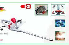 TAILLE-haies électrique 700 Watt couper Haies 55cm MOGATEC HS 6070 PRO