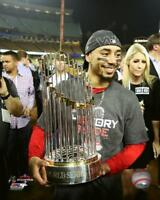 2018 World Series MOOKIE BETTS Boston Red Sox LICENSED poster print 8x10 photo