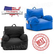 XL Big Joe Dorm Room Bean Bag Chair Comfort For Kids & Adult