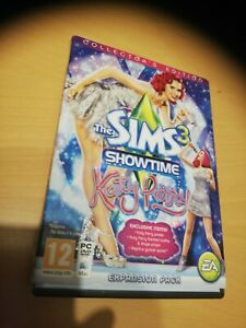 The Sims 3: Showtime - Katy Perry Collector's Edition (PC DVD)