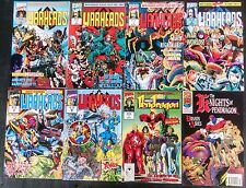 U.KMARVEL LOT 64 DIFF. VF/NM BOOKS IRONMAN,DEATHSHEAD,CABLE,WOLVERINE!!