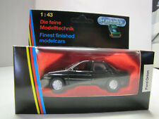 1092 Schabak Ford Orion negro made in Germany lleno puede montarse-rareza - 1:43