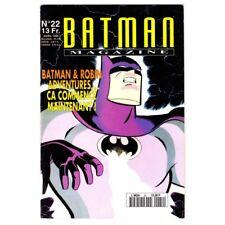 Batman Magazine (Semic) N° 22 - Comics DC