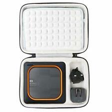 Kha 00004000 nka Case for Wd 500Gb 250Gb 2Tb 1Tb My Passport Wireless Ssd External Portabl