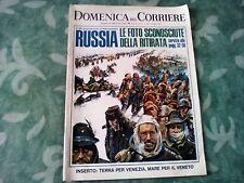 Rivista d'epoca DOMENICA DEL CORRIERE n°12 19/03/68 R.Pavone,Jacovitti,Benvenuti
