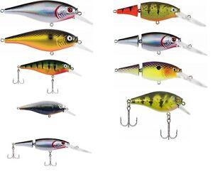 Berkley Flicker Shad SquareBull Hardbait Plug Pike Predator Fishing
