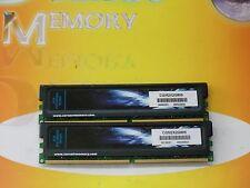 Corsair gaming memory 4GB 2X2GB DDR2 PC2-6400 800MHz 240p NON ECC CGM2X2G800