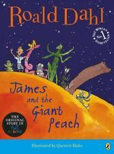 James and the Giant Peach von Roald Dahl (2011, Taschenbuch)