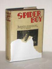 Carl Van Vechten - SPIDER BOY - 1928 HC/DJ