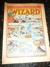 THE WIZARD Comic (1951) - No 1325 - Date 07/07/1951 - UK Paper Comic