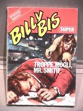 SUPER BILLY BIS Editrice Universo 1972 N 32 Fumetti Narrativa per Ragazzi Gialli
