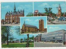 Herning Denmark 1965 Postcard  229a